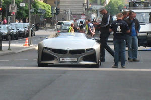 BMW Vision ConnectedDrive Spotted In Berlin