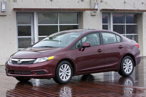 First Look: 2012 Honda Civic