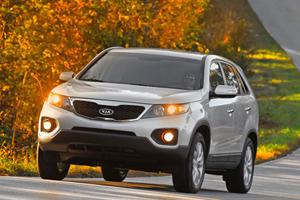 2012 Kia Sorento To Receive 2.4L GDI Engine