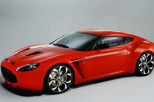 Unveiled: Aston Martin V12 Vantage Zagato