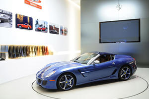 Video: One-Off Ferrari Superamerica 45