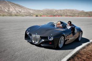 BMW Debuts 328 Hommage Concept