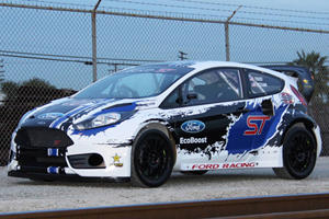 Ford Announces Fiesta ST Race Car