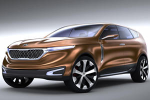 Kia Cross GT Concept Hits the Web