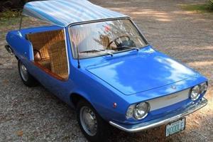 Unique of the Week: 1969 Fiat 850 Shellette
