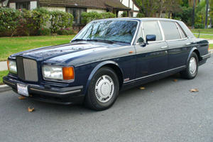 Unearthed: 1992 Bentley Turbo R