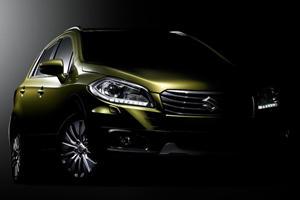 Suzuki Previews C-Segment Crossover for Geneva