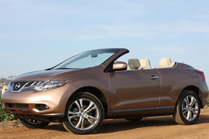 Cars Nobody Asked For: Nissan Murano CrossCabriolet