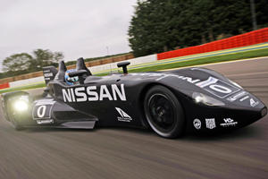 Nissan Withdraws from DeltaWing Program