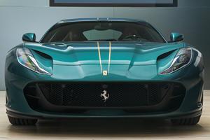 Ferrari's Tailor Made Divison Reveals Bespoke 812 Superfast