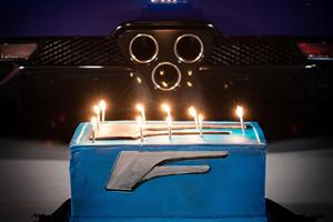 Watch The Lexus LFA Celebrate Its 10th Birthday In Style