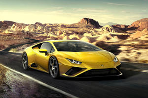 Lamborghini Ended 2020 On A High Thanks To One Model
