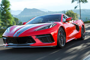 New Chevrolet Corvette Stingray Coming To Forza Horizon 4