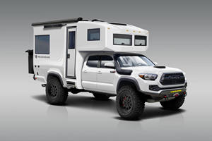 Toyota Tacoma TRD Transformed Into Ultimate Adventure Truck For $380,000