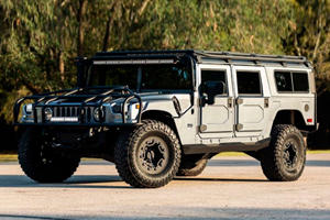 This Hummer H1 Wagon's Original Owner Was The FBI