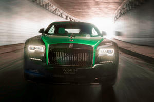 Rolls-Royce Clients Ordered Some Spectacular Cars In 2020