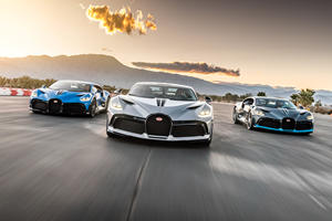 First Bugatti Divo US Deliveries Land On The West Coast
