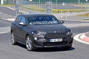 New BMW X2 Will Be Joined By Electric iX2