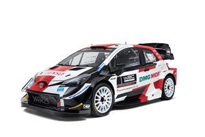 Toyota Yaris GR Rally Car Looks Hardcore For 2021