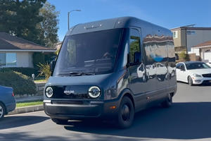 Amazon's New Delivery Van Sounds Like A PlayStation 5