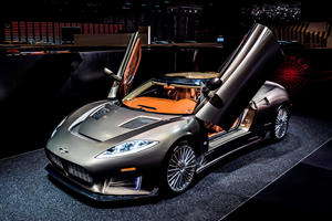 Spyker's Triumphant Return Ruined By Bankruptcy