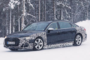 Ultra-Luxury Audi A8 Horch Prepares To Take On Maybach S