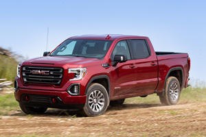 GMC Sierra AT4's New Feature-Rich Package Is A Bargain