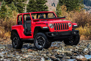 Japan Can't Get Enough Of Jeep