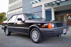 Weekly Treasure: 1986 Hyundai Stellar Executive
