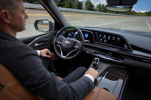 Is GM's Super Cruise About To Upstage Telsa's Autopilot?