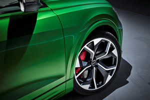 Audi RS Q8 Gets Special New Tires For Winter Driving