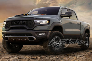 First-Ever Ram TRX To Be Auctioned For Charity