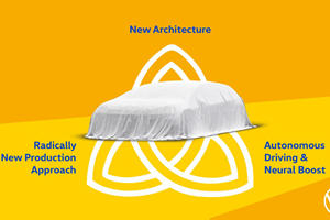 Volkswagen Reveals Name Of New High-Tech Flagship