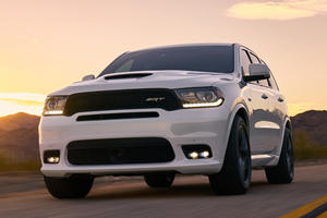 Dodge Durango Has Nothing To Fear From Jeep Grand Cherokee L