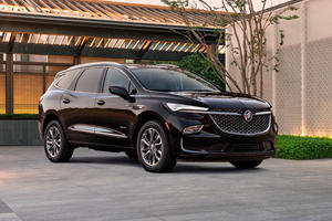 Here's An Early Look At The 2022 Buick Enclave
