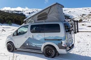Meet Nissan's Winter Camper Concept