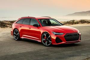 Audi RS Models Break New Brand Record