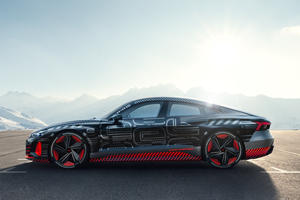 Audi Celebrates America's Return To Paris Climate Agreement