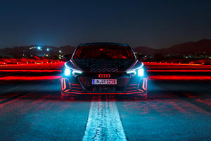 This Is When The Audi e-tron GT Will Debut