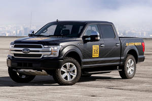 Truck Shoppers Prefer Electric Ford F-150 To Tesla Cybertruck