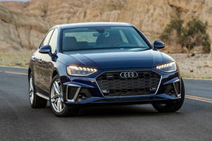Audi A4 & A5 Are Going All-Electric