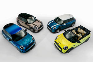 2022 Mini Lineup Arrives Early With Fresh New Looks
