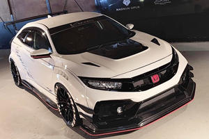Honda Civic Type R Gets Even More Extreme