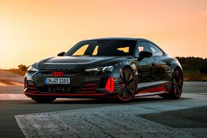 The e-tron GT Will Become Audi's Porsche 911