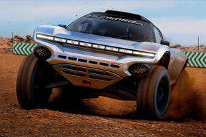 GMC Hummer EV Joins Electric Off-Road Racing Series