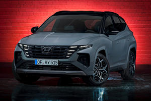 New Hyundai Tucson N Line Gives Crossover A Sporty Edge