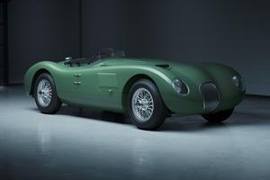 Jaguar Classic Brings C-Type Back To Life