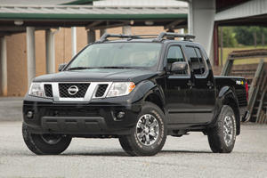 Nissan Frontier Enters 16th Year Of Production