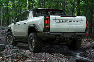 Very First 2022 GMC Hummer EV To Be Auctioned For Charity