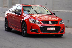 The Last Holden Ever Made Is Up For Grabs